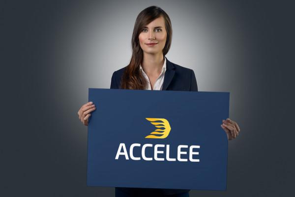 Sample branding #1 for Accelee