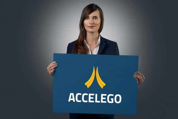 Sample branding #3 for Accelego