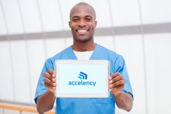 Sample branding #1 for Accelency