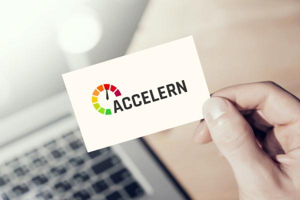 Sample branding #1 for Accelern