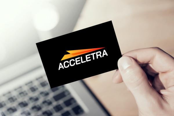 Sample branding #1 for Acceletra