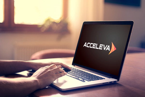 Sample branding #2 for Acceleva