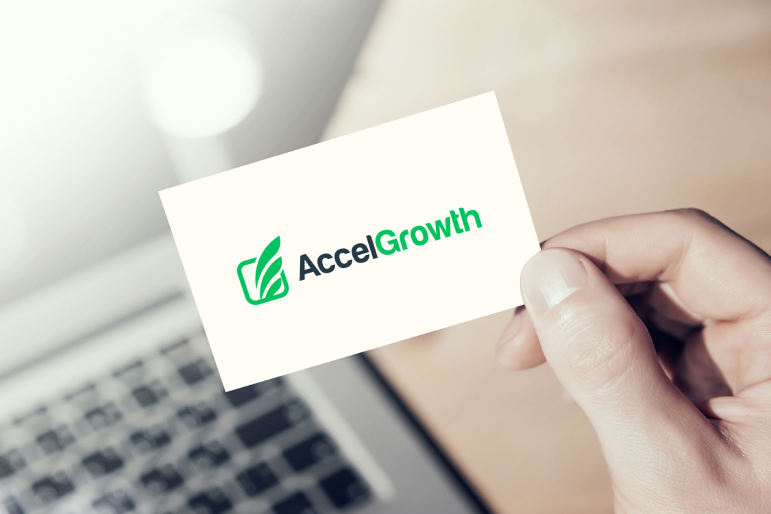 Sample branding #3 for Accelgrowth