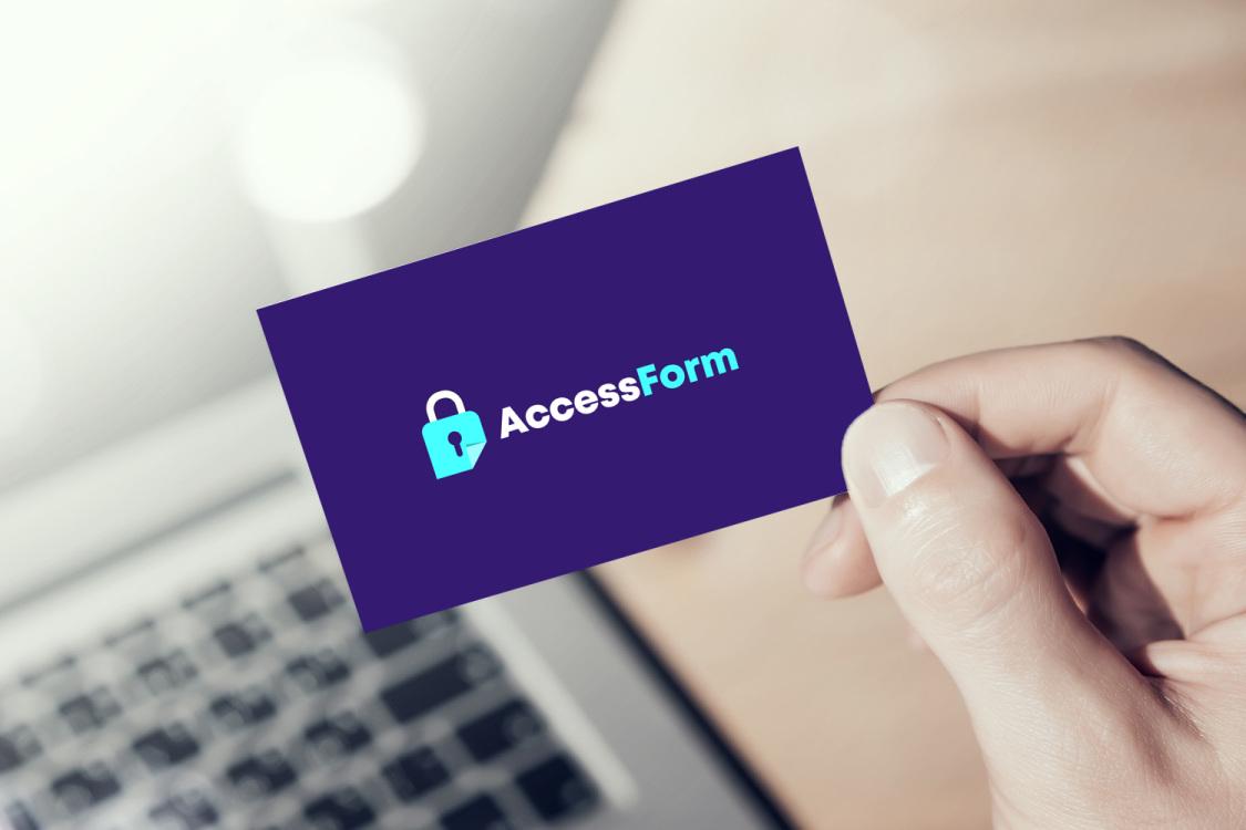Sample branding #2 for Accessform