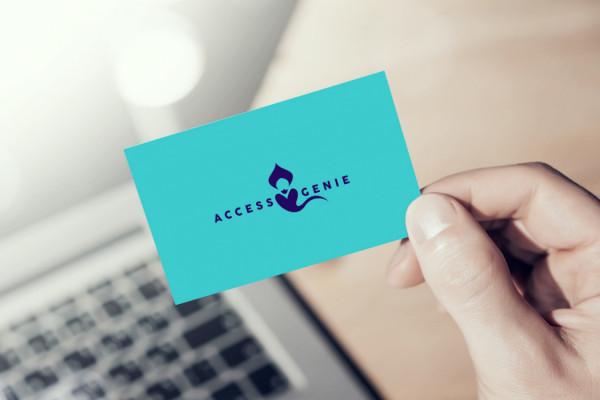 Sample branding #3 for Accessgenie