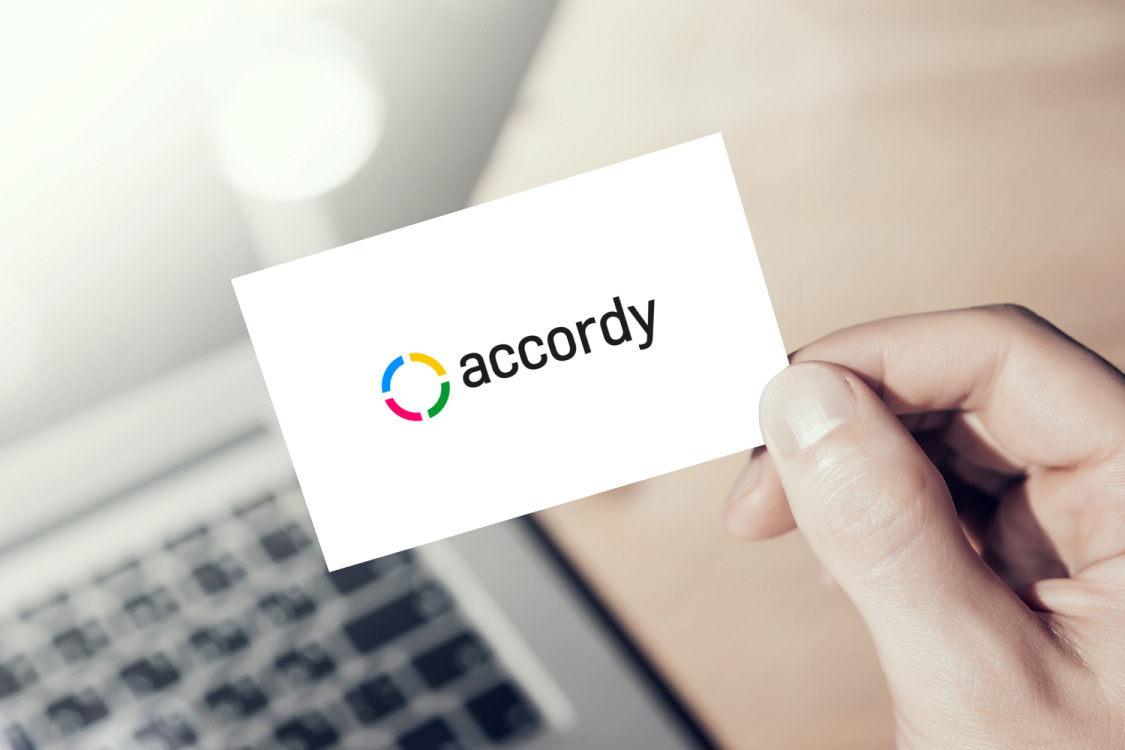 Sample branding #2 for Accordy