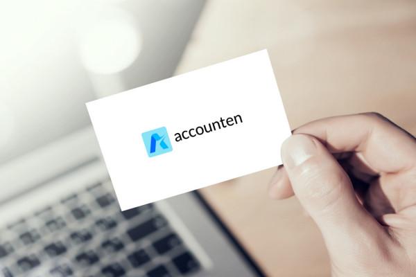 Sample branding #3 for Accounten