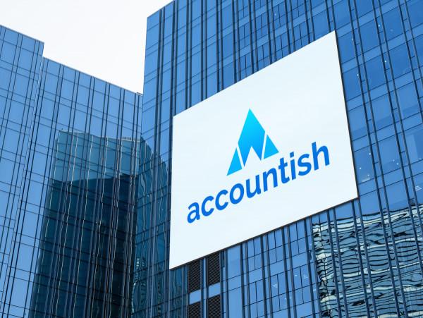 Sample branding #2 for Accountish