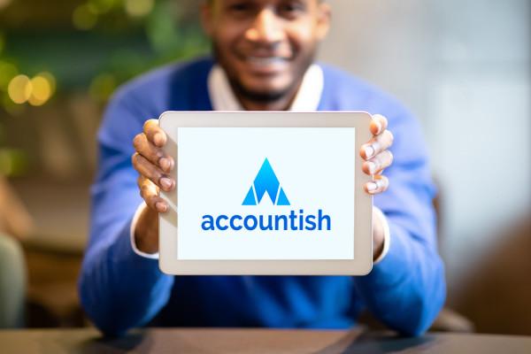 Sample branding #3 for Accountish