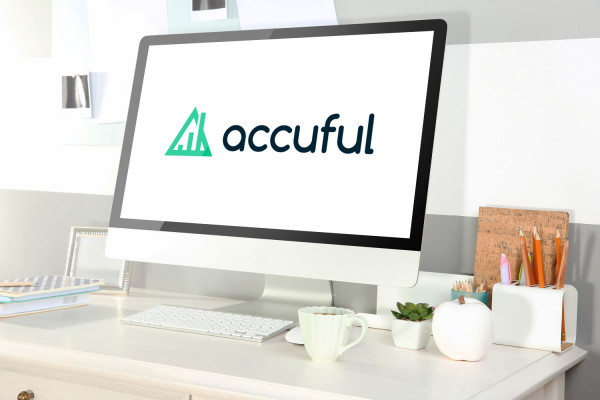 Sample branding #3 for Accuful
