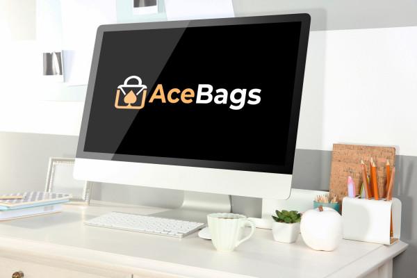 Sample branding #2 for Acebags