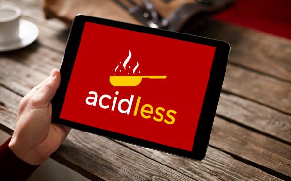 Sample branding #3 for Acidless