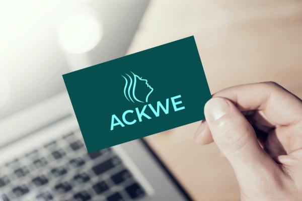 Sample branding #3 for Ackwe