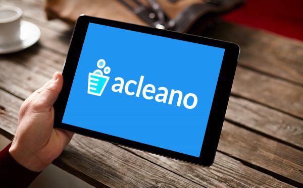 Sample branding #3 for Acleano