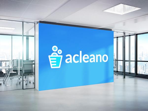 Sample branding #2 for Acleano