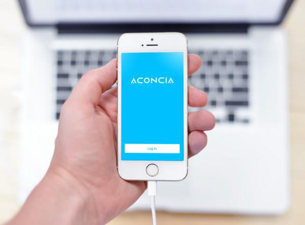 Sample branding #1 for Aconcia