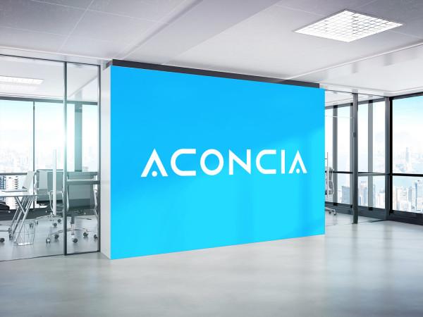 Sample branding #3 for Aconcia