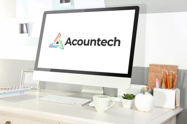 Sample branding #2 for Acountech