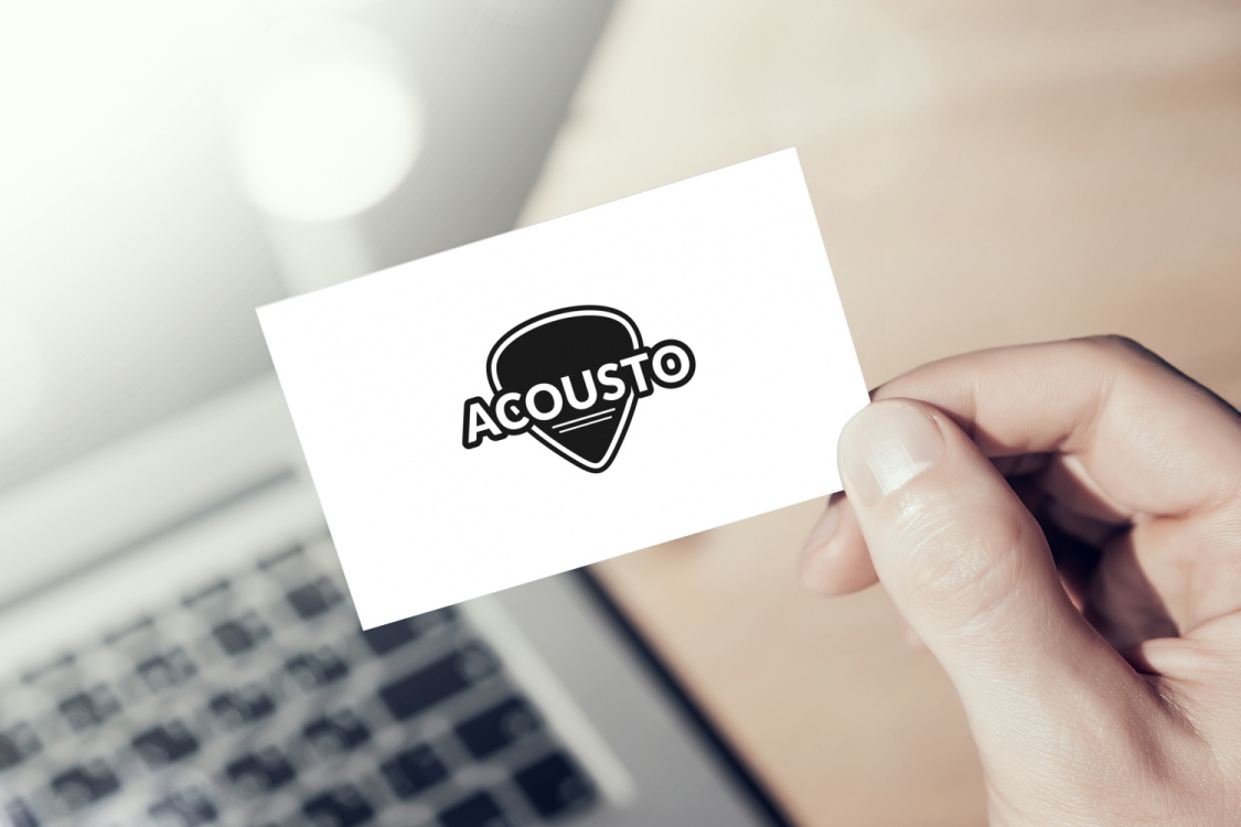 Sample branding #1 for Acousto
