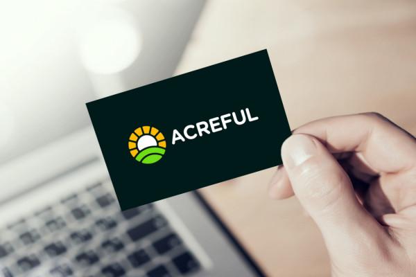 Sample branding #2 for Acreful