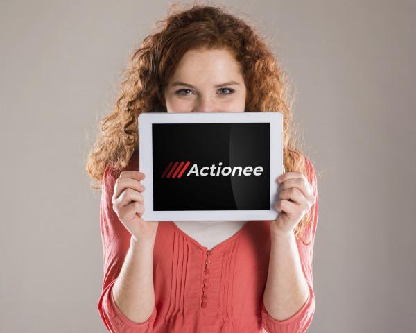 Sample branding #2 for Actionee