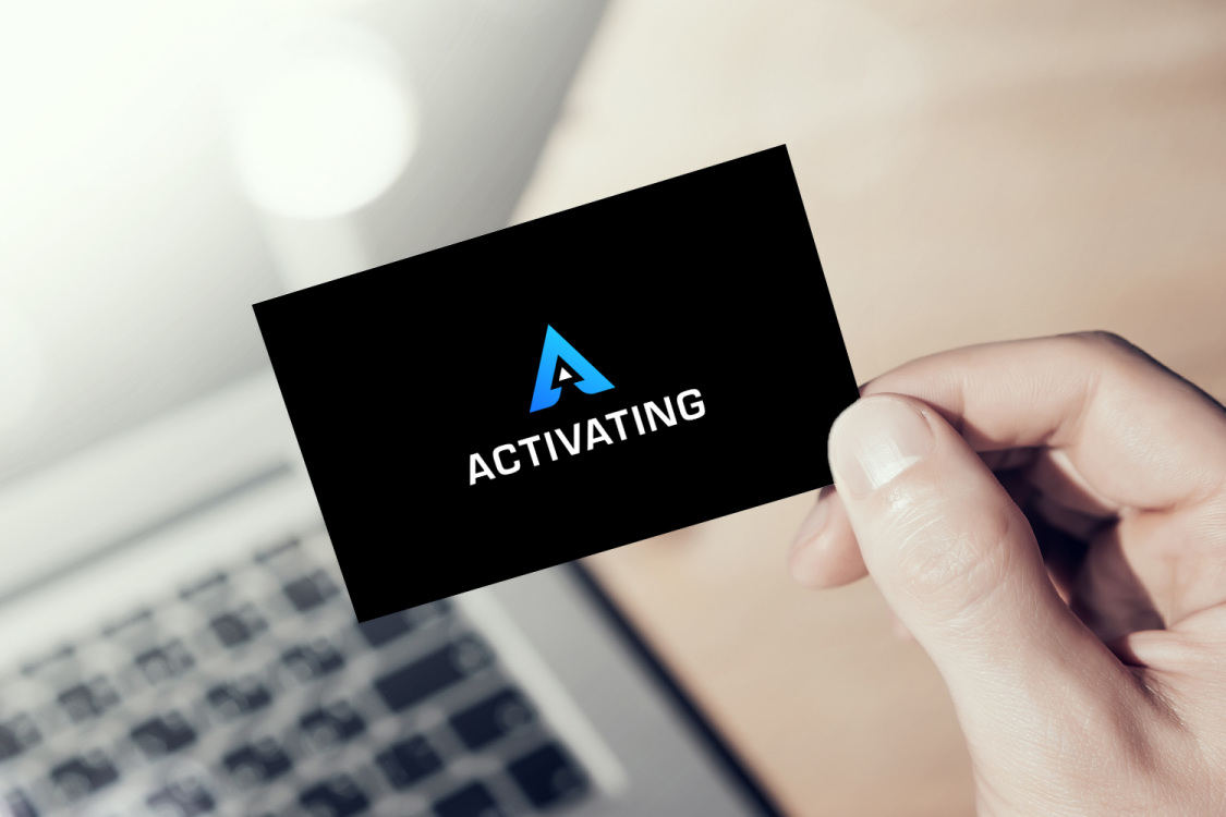 Sample branding #1 for Activating