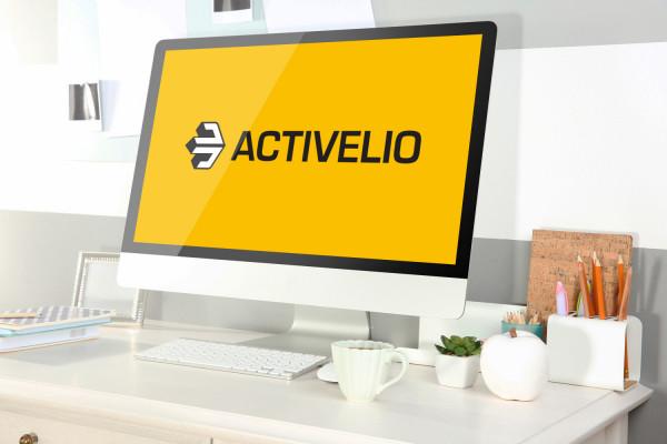 Sample branding #3 for Activelio