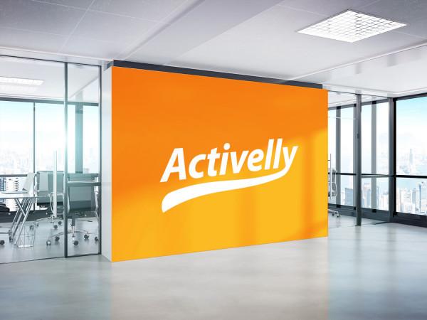 Sample branding #3 for Activelly
