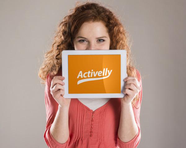 Sample branding #2 for Activelly