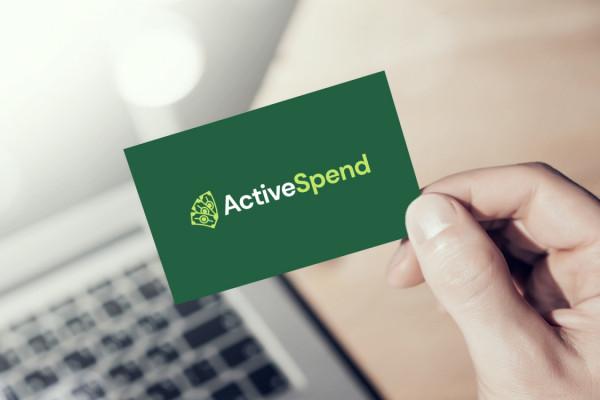 Sample branding #1 for Activespend
