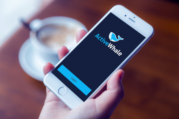 Sample branding #1 for Activewhale