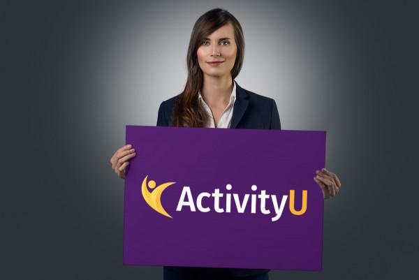 Sample branding #2 for Activityu
