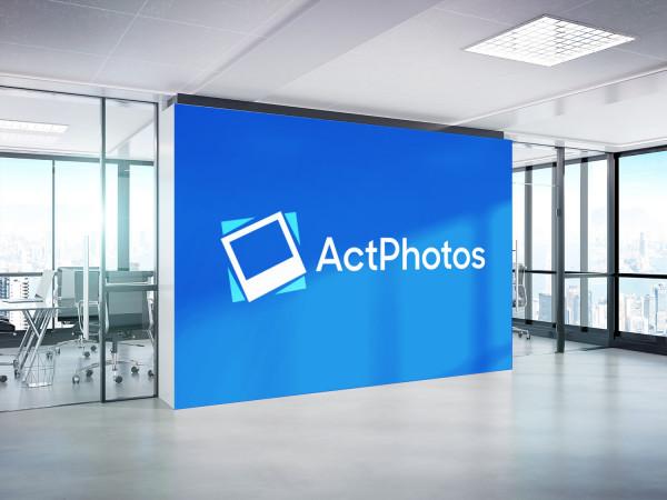 Sample branding #3 for Actphotos