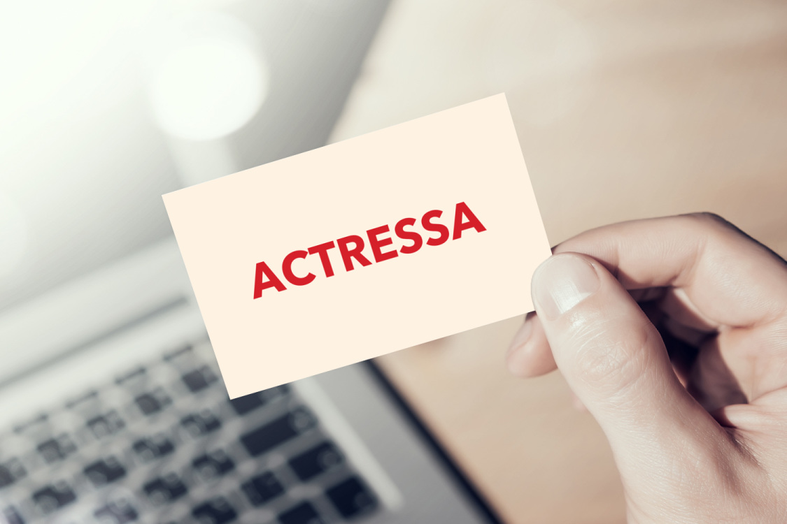 Sample branding #2 for Actressa