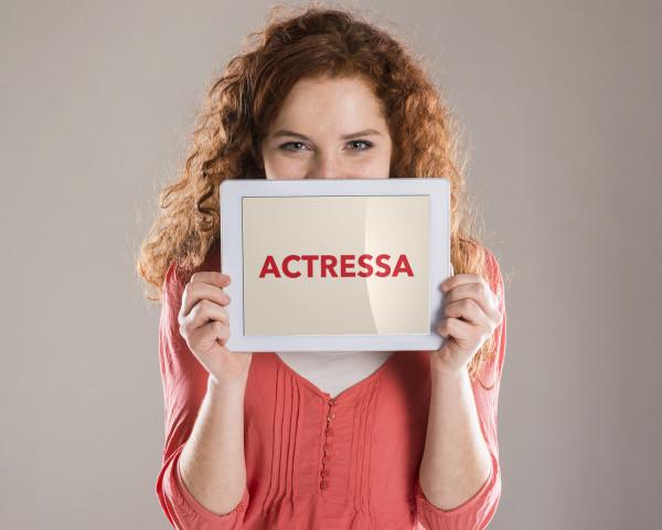 Sample branding #1 for Actressa