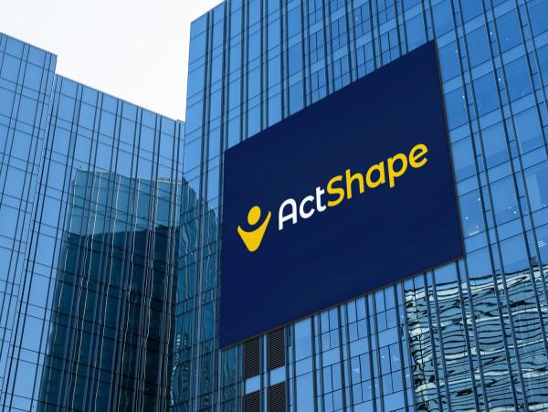 Sample branding #1 for Actshape