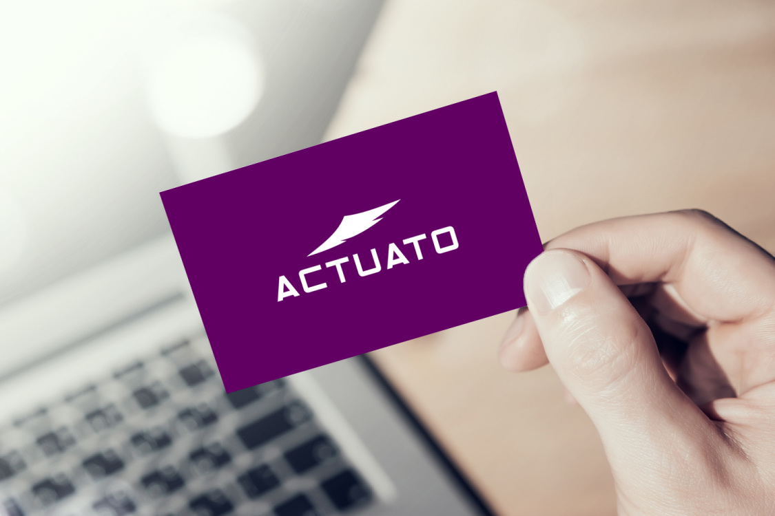 Sample branding #3 for Actuato