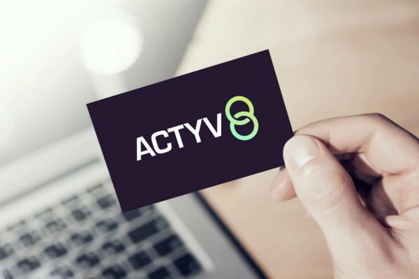 Sample branding #1 for Actyv8