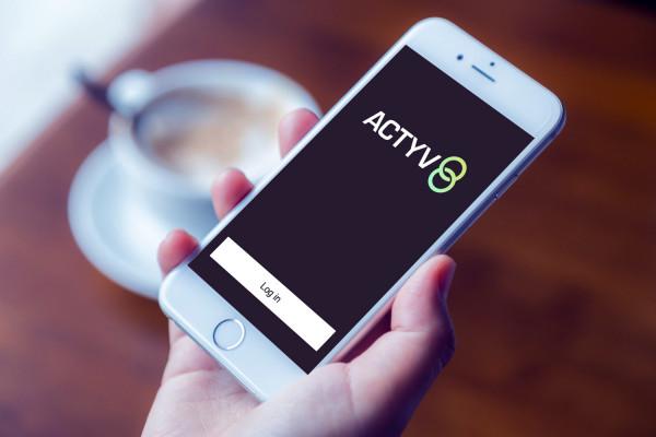 Sample branding #2 for Actyv8