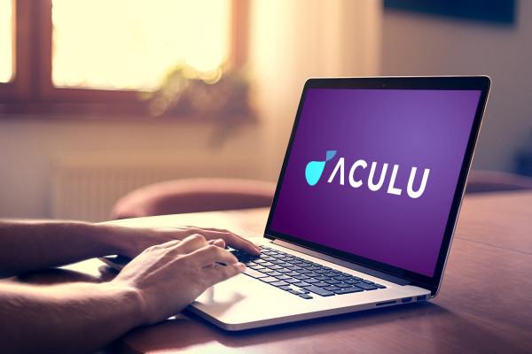 Sample branding #2 for Aculu
