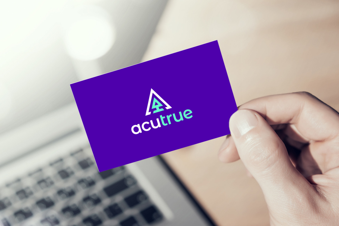 Sample branding #2 for Acutrue