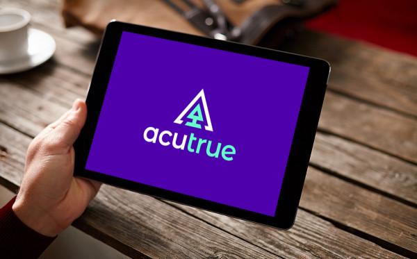 Sample branding #1 for Acutrue
