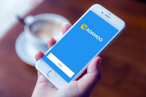 Sample branding #3 for Adamoo