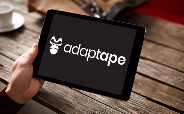 Sample branding #3 for Adaptape