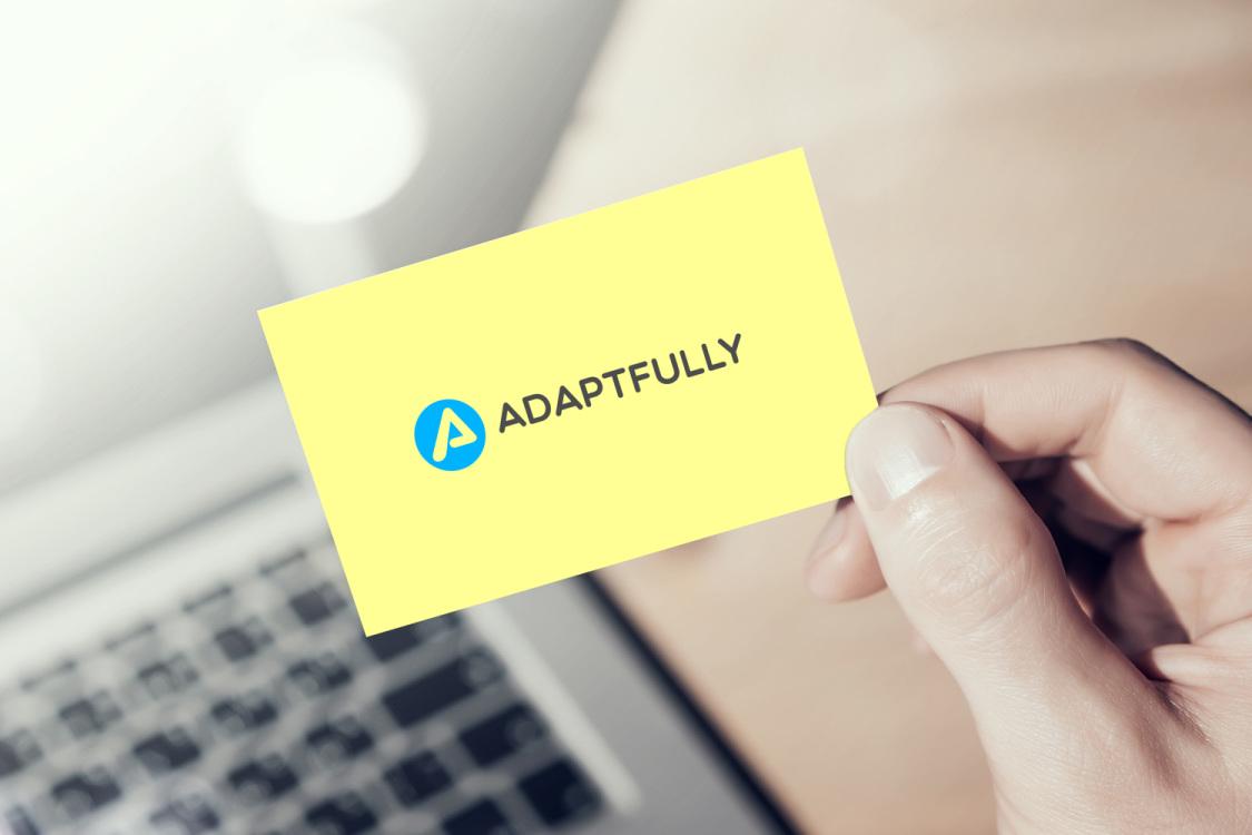 Sample branding #3 for Adaptfully