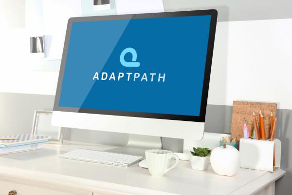 Sample branding #1 for Adaptpath