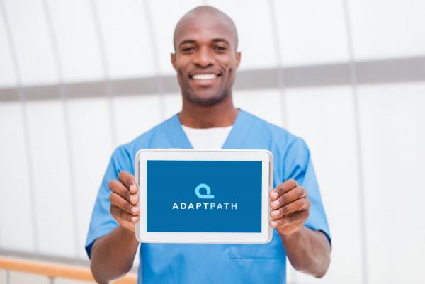 Sample branding #2 for Adaptpath