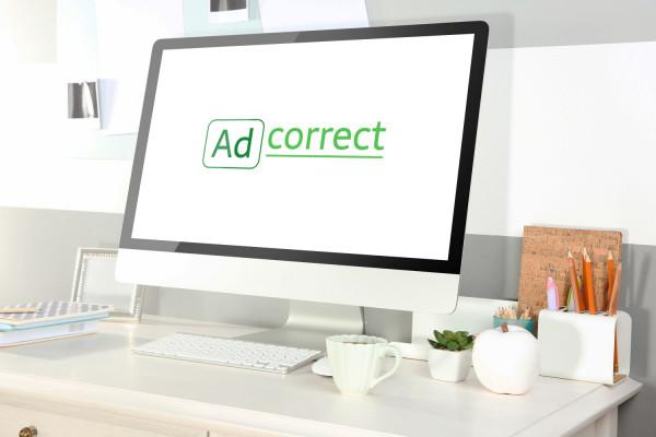 Sample branding #3 for Adcorrect