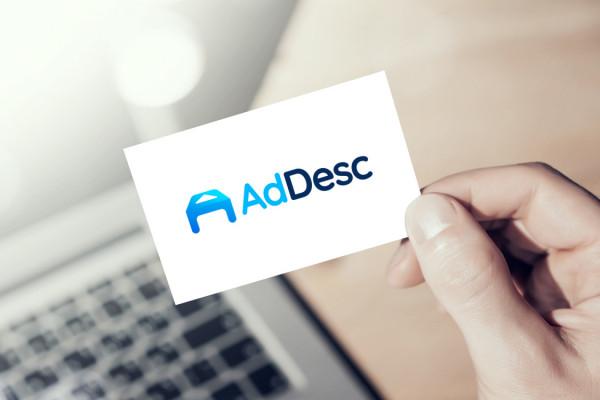 Sample branding #3 for Addesc