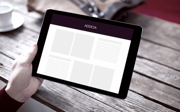 Sample branding #3 for Addicia